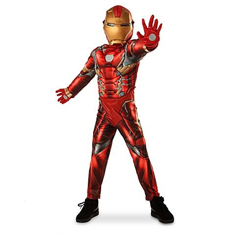 Déguisement Iron Man pour enfants - 4 ans
