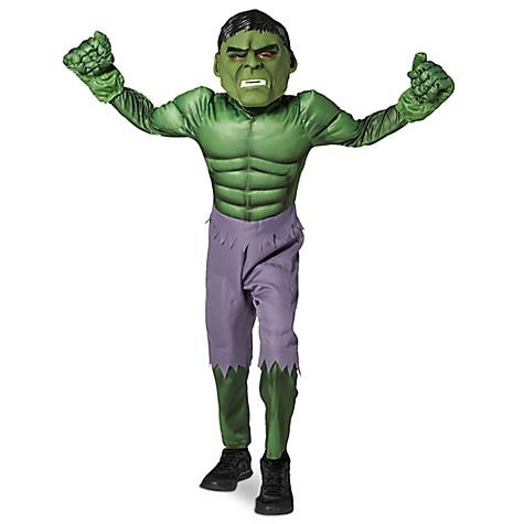 Déguisement de Hulk - 9-10 ans