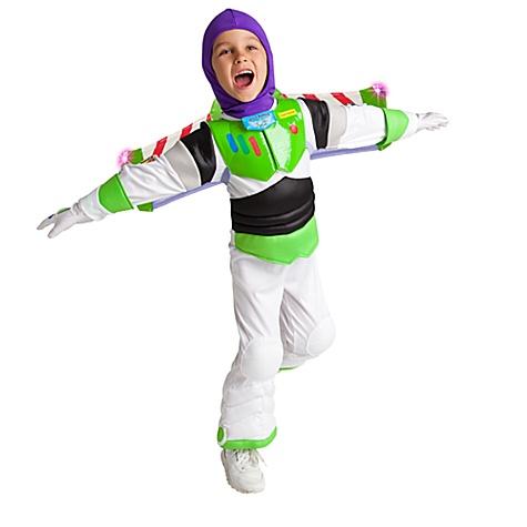 Déguisement Buzz l'?clair pour enfants - 7-8 ans