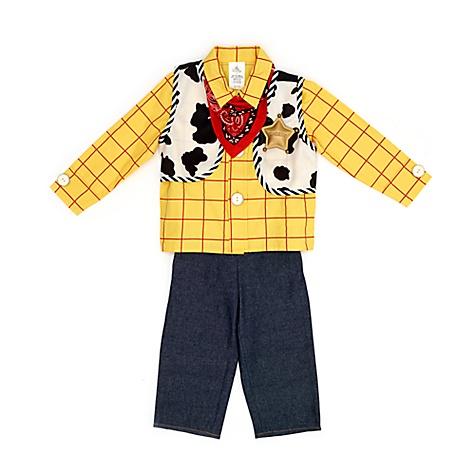 Costume Woody pour enfants - 7-8 ans