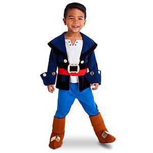Läs mer om Kapten Jake-dräkt i barnstorlek, Jake och piraterna i landet Ingenstans