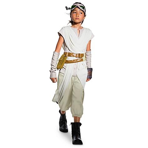 Déguisement Rey de Star Wars pour enfants - 9-10 ans