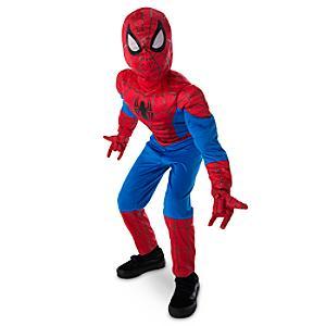 Läs mer om Ultimate Spider-Man maskeraddräkt