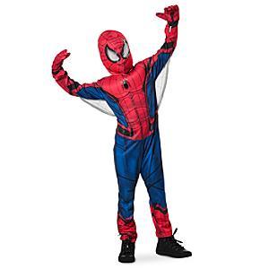 Läs mer om Spider-Man Homecoming-kostym för barn