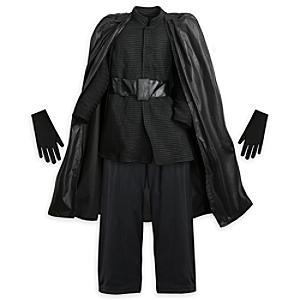Läs mer om Kylo Ren utklädningskläder för barn, Star Wars: The Last Jedi