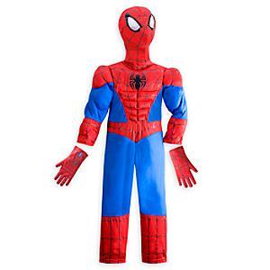 Läs mer om Ultimate Spider-Man, maskeraddräkt för barn
