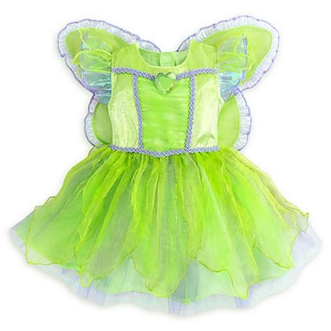 Body de déguisement Fée Clochette pour bébé - 6-12 mois