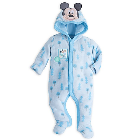 Grenouillère Mickey Mouse Layette pour bébé - 3-6 mois