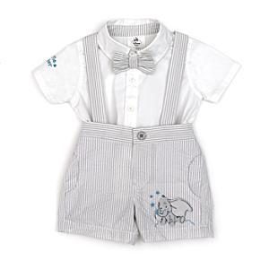 Läs mer om Dumbo tröja och shorts för baby