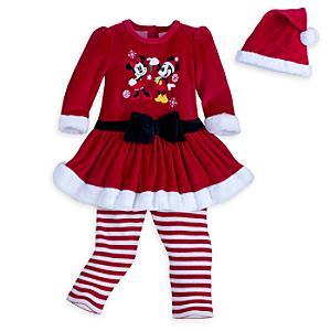 Läs mer om Mimmi Pigg 3-delat julset för babyn