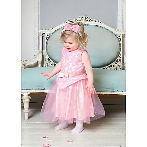 Robe de fête Aurore pour bébé - 12-18 mois