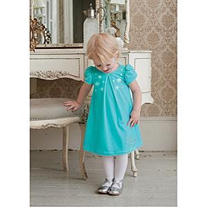 Läs mer om Elsa festklänning för baby