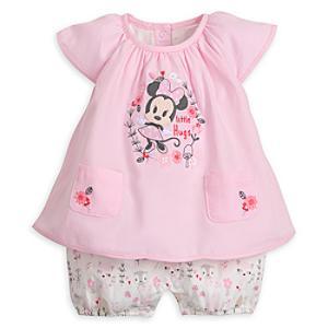 Läs mer om Mimmi Pigg sparkdräkt för baby