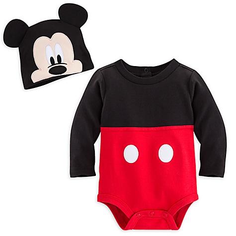 Body Mickey Mouse pour bébé - 3-6 mois