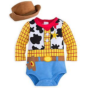 Läs mer om Woody maskeraddräkt för baby