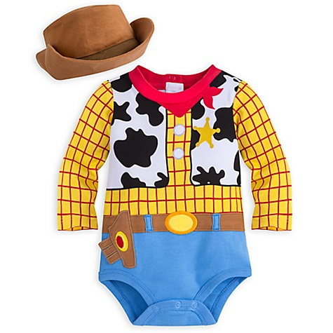Déguisement Woody, pour bébé - 12-18 mois
