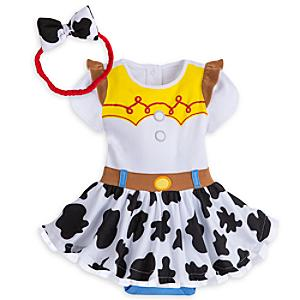 Jessie Toy Story maskeraddräkt