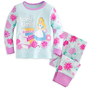 Alice babypyjamas, Alice i Underlandet