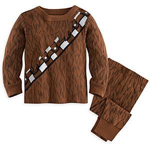 Läs mer om Chewbacca maskeradpyjamas
