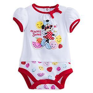 Läs mer om Mimmi Pigg-lekdräkt i babystorlek