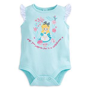 Läs mer om Alice i Underlandet-babylekdräkt