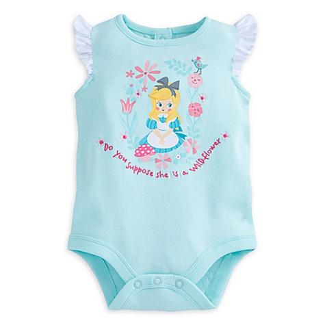 Body pour bébé Alice au Pays des Merveilles - 18-24 mois