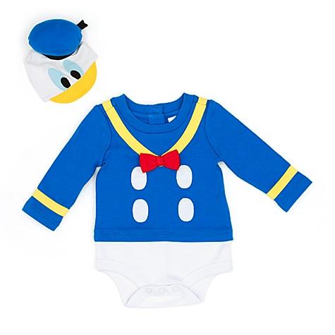 Body de déguisement pour bébé Donald - 6-9 mois