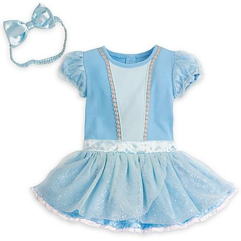 Body déguisement Cendrillon pour bébé - 9-12 mois