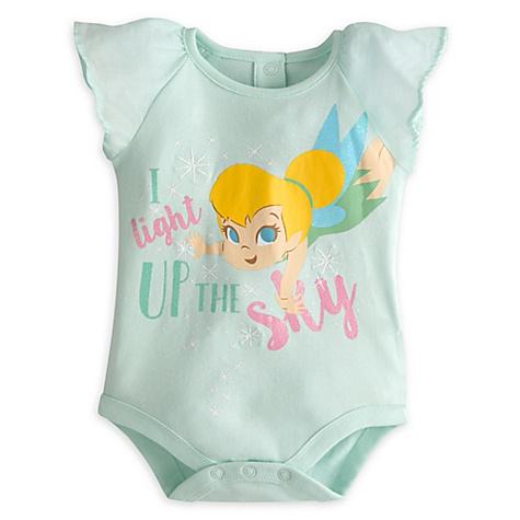 Body pour bébé Fée Clochette - 6-9 mois