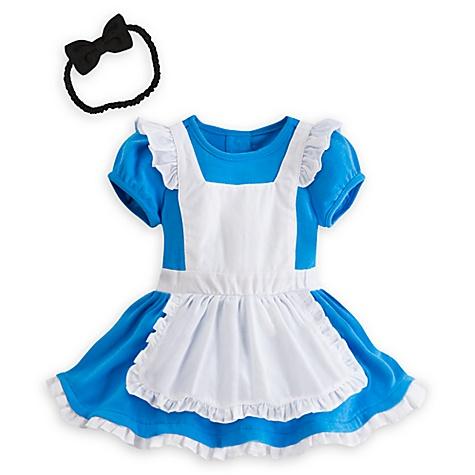 Body déguisement pour bébé Alice au Pays des Merveilles - 12-18 mois