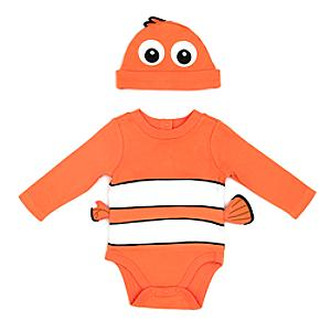 Läs mer om Hitta Nemo sparkdräkt