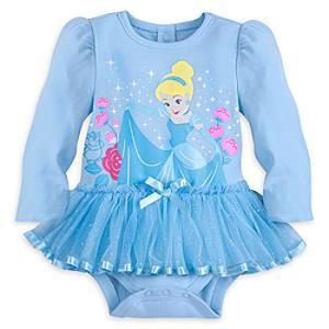 Image of Tutina costume baby Cenerentola
