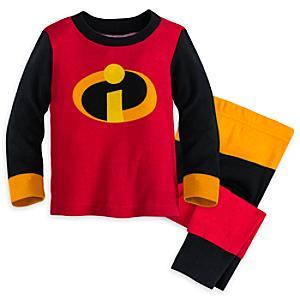 Läs mer om Superhjältarna babypyjamas