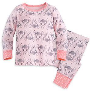 Läs mer om Bambi babypyjamas