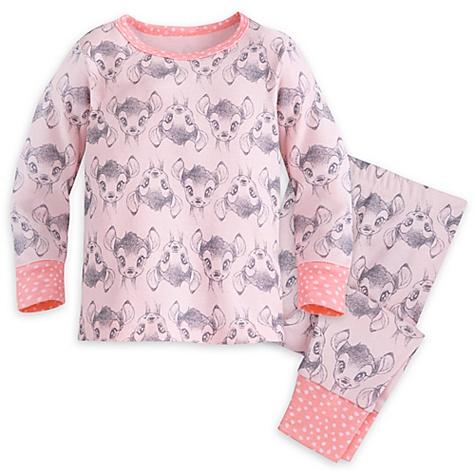 Pyjama Bambi pour bébé - 12-18 mois