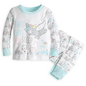 Läs mer om Dumbo babypyjamas