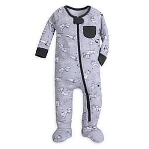 Läs mer om De 101 dalmatinerna pyjamas