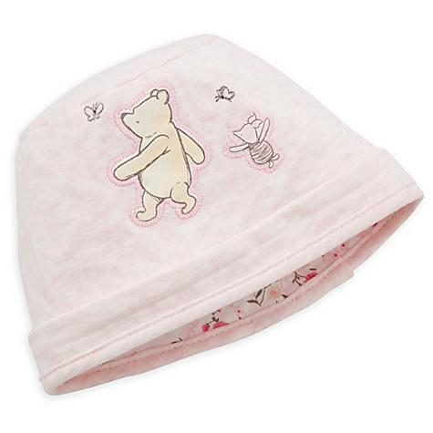 Chapeau réversible Winnie l'Ourson pour bébé - 12-18 mois