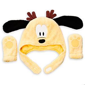 Läs mer om Pluto babyset med mössa och vantar