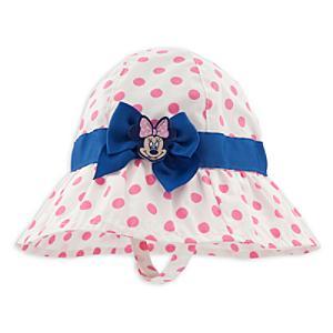 Läs mer om Mimmi Pigg rosa badmössa för baby
