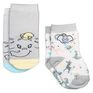 Läs mer om Dumbo babystrumpor, 2-pack