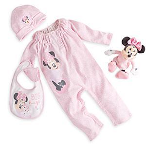 Läs mer om Mimmi Pigg presentpaket med babykläder