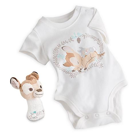 Petit coffret cadeau Bambi Layette - 6-9 mois