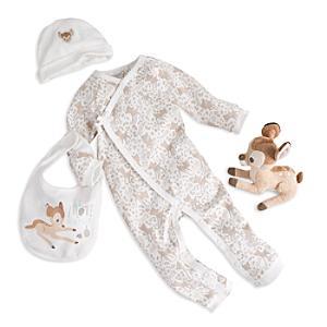 Bambi presentpaket med babykläder
