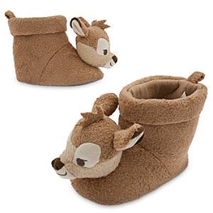 Läs mer om Bambi babytofflor