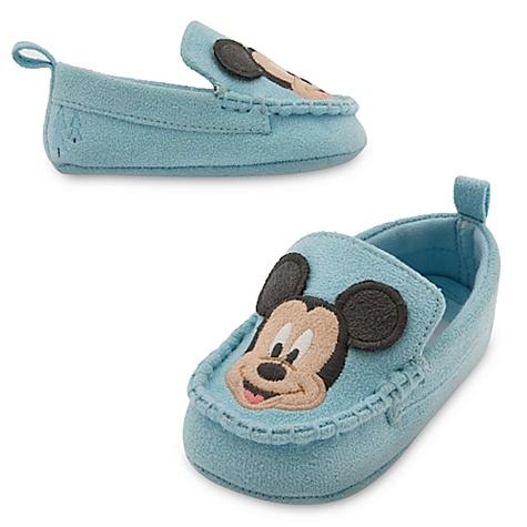 Chaussures Mickey Mouse Layette pour bébé - 0-6 mois
