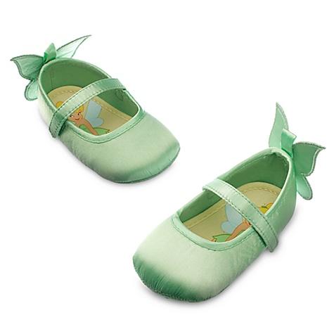 Chaussures de déguisement Fée Clochette, pour bébé - 0-6 mois