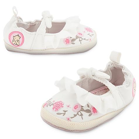 Chaussures pour bébé blanches Winnie l'Ourson - 18-24 mois