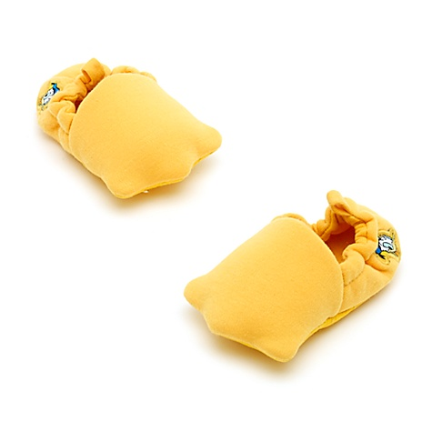 Chaussures de déguisement pour bébés Donald - 0-6 mois