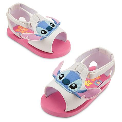 Sandales Stitch pour bébé - 0-6 mois